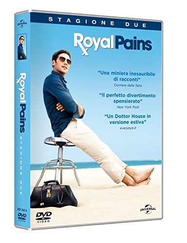 Royal Pains - Stagione 2 (4 DVD)