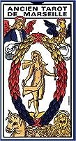 France cartes - 394403 - Jeu de Cartes - Cartomancie - Tarot de Marseille en étui carton