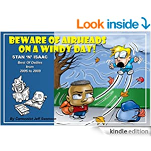 Beware of Airheads book cover