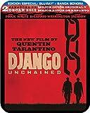 Image de Django Desencadenado (Bd + Bso) [Caja Metálica] (Import Movie) (European Format - Zone b) (Blu-Ray) [2012]