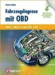 Fahrzeugdiagnose mit OBD: OBD I, OBD...