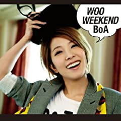 WOO WEEKEND(DVD�t)�y�W���P�b�gA�z
