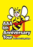 AAA 6th Anniversary Tour 2011.9.28 at Zepp...[DVD]