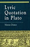 img - for Lyric Quotation in Plato book / textbook / text book