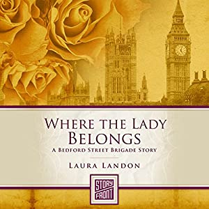 Where the Lady Belongs Audiobook