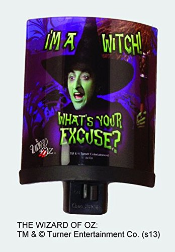 "Wizard of Oz ""I'm a Witch"" Night Light"