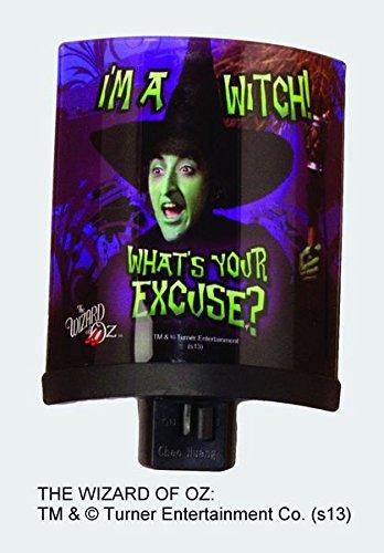 "Wizard of Oz ""I'm a Witch"" Night Light"