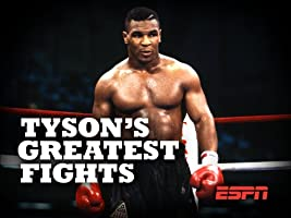 Tyson's Greatest Fights Season 1