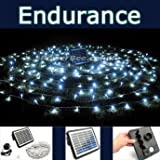 Powerbee Endurance Solar Fairy Lights 240 Quality Superbright LED's Multi Function Indoor and Outdoor Garden, Xmas, Party, Tree Lights for All Year Round Useby PowerBee Ltd