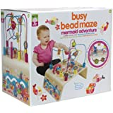 ALEX Toys ALEX Jr. Busy Bead Maze Mermaid Adventure