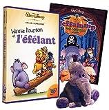 echange, troc Winnie l'ourson et l'éfélant / Lumpy fête halloween - Coffret 2 DVD [inclus 1 peluche]