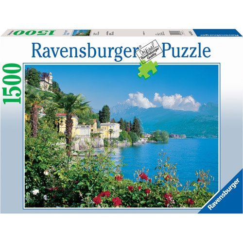 Ravensburger Lake Maggiore Italy, 1,000 Pieces