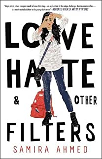 Book Cover: Love, Hate and Other Filters