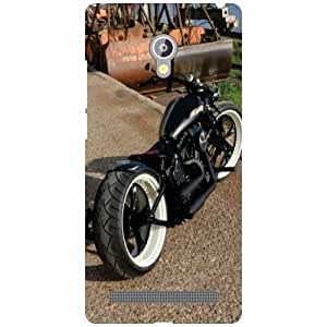 Asus Zenfone 6 A601CG Back cover - Bike Love Designer cases