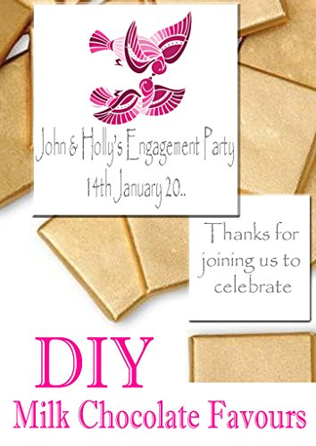 Eternal-Design-DIY-Brillant-Fianailles-drages-chocolat-au-lait-eplsc-17
