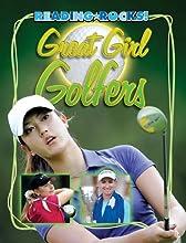 Great Girl Golfers Reading Rocks