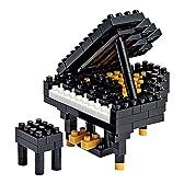 ナノブロック コレクション グランドピアノ