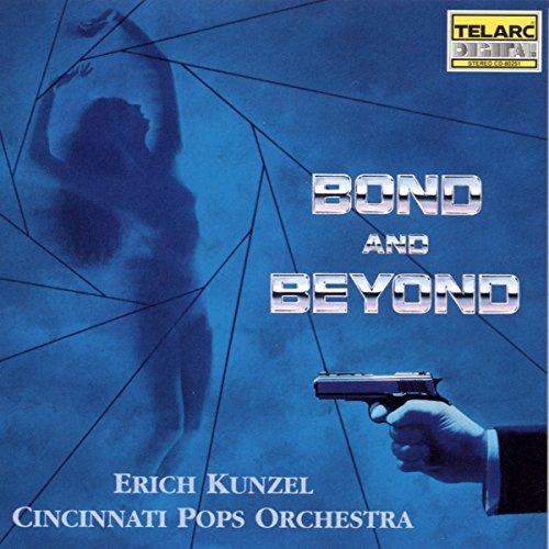 CD : Erich Kunzel - Bond & Beyond (CD)