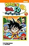 Dragon Ball SD Vol.03 par Toriyama