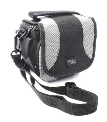 DURAGADGET Large Digital Camera bag case Compatible with Panasonic Lumix FZ18 / FZ8 / FZ18 / FZ8 / DMC-GH1 DMC-GH1 / DMC-GF1K / DMC-GF1C / DMC-G1W / DMC-FZ35 / DMC-FZ38 & Panasonic Lumic GF2