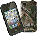 LifeProof Realtree Fre Case for iPhone 4/4S - Retail Packaging