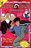 img - for Jackie Chan #8: The Power of the Rat (Jackie Chan Adventures) book / textbook / text book