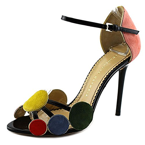 charlotte-olympia-contemporary-sandals-women-us-6-multi-color-heels