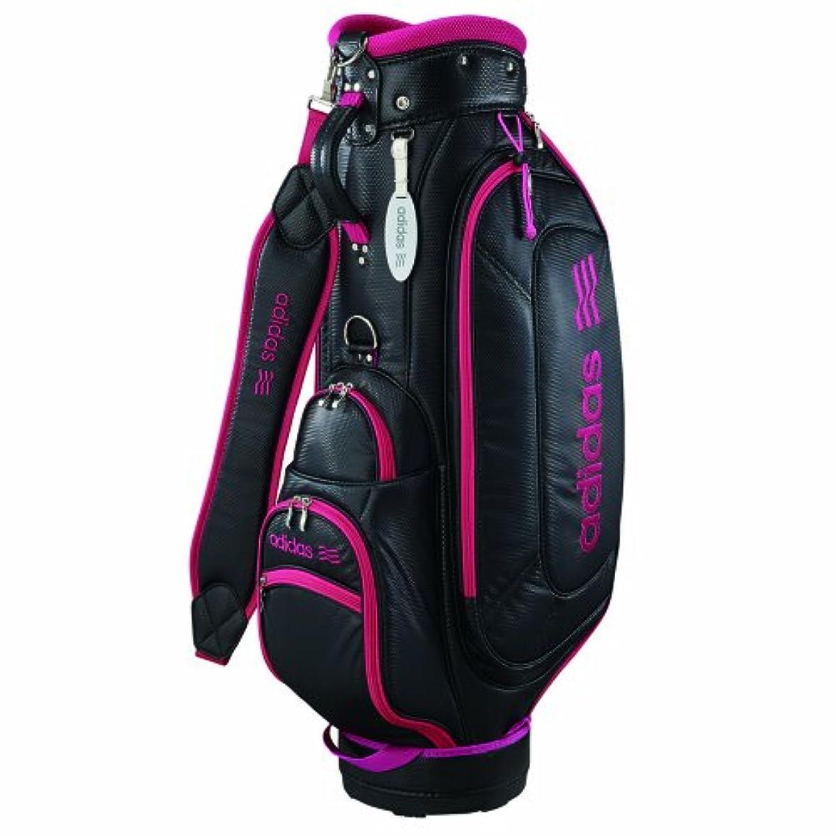 [해외] adidas Golf(아디다스 골프) W-STREET 캐데이백2 QR684 블랙 8.5퍼터입