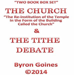 The Church and The Tithe Debate