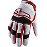 Fox Men's Digit Glove Red/White XXLarge