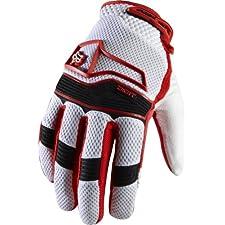 Fox Men's Digit Glove Red/White XXLarge
