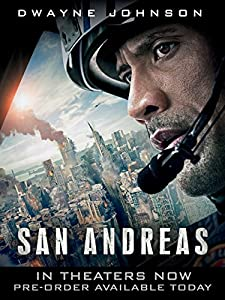 San Andreas (Blu-ray 3D + Blu-ray + DVD + UltraViolet) from Warner Home Video