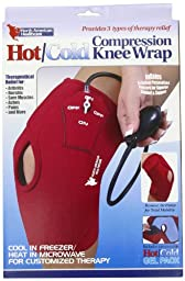North American Healthcare Compression Knee Wrap