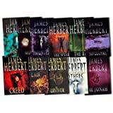 James Herbert Collection 11 Books Set Pack RRP: �164.4 (Moon, The Jonah, Haunted, The Spear, The Rats, Lair, The Survivor, Creed, The Fog, Sepulchre, Others)by James Herbert