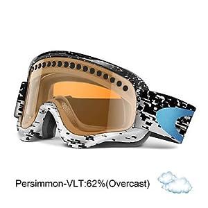 Oakley  O Snow Goggles(White/Persimmon)