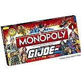Usaopoly Gi Joe Monopoly Games