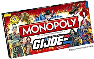 Usaopoly Gi Joe Monopoly Games