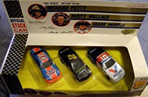 official stock car collection 1 64 scale. Black Bedroom Furniture Sets. Home Design Ideas