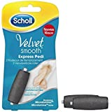 Scholl Velvet Smooth Diamond Pedi Regular Hard Skin Remover Refills - Pack of 2