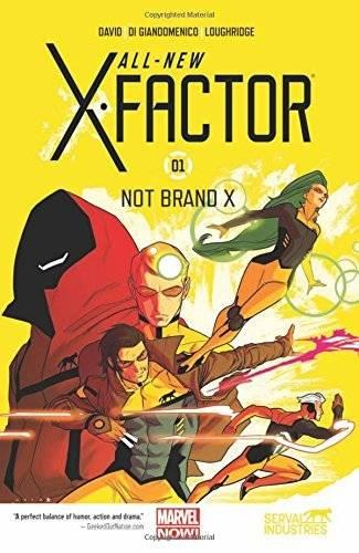 ALL NEW X-FACTOR VOL 01 NOT BRAND X