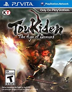 Toukiden: The Age of Demons - PlayStation Vita from Tecmo Koei