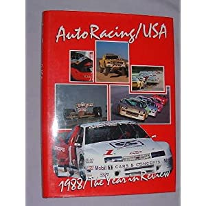 Auto Racing Frequencies on Auto Racing Usa   1988 The Year In Review  Leslie Ann Taylor  Geoff