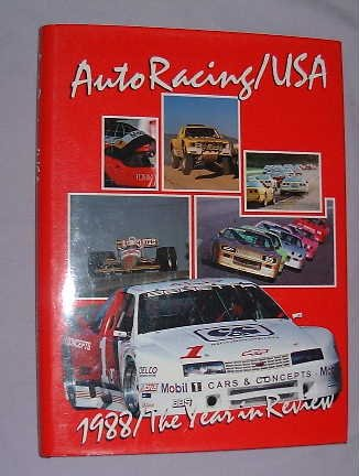 Auto Racing/USA - 1988/The Year in Review