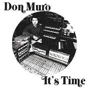 Don Muro - It's Time [Vinyl + MP3 Download Card] - Amazon