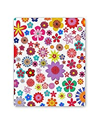 PosterGuy Floral Pattern Illustration Quirky Mouse Pad