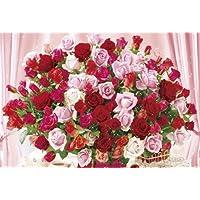 1000ピースパズル 100本のバラ 61-343