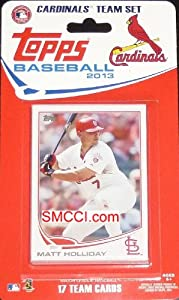 St. Louis Cardinals Factory Sealed 3 Team Set Gift Lot Including 2011, 2012 and 2013... by Strictly+Mint+Card+Co.