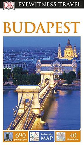 DK Eyewitness Travel Guide. Budapest