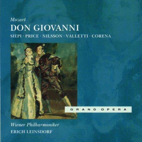 Don Giovanni, Mozart; Leinsdorf; Wiener Philharmoniker