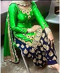 Shree Fashion Women's Cotton Unstitched Dress Materials [D21]
